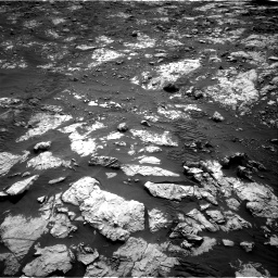 Nasa's Mars rover Curiosity acquired this image using its Right Navigation Camera on Sol 2802, at drive 264, site number 81