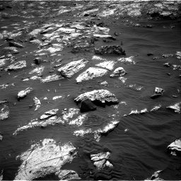 Nasa's Mars rover Curiosity acquired this image using its Right Navigation Camera on Sol 2802, at drive 300, site number 81