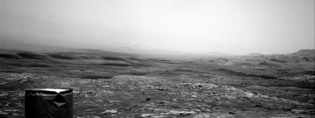 Nasa's Mars rover Curiosity acquired this image using its Right Navigation Camera on Sol 2803, at drive 424, site number 81