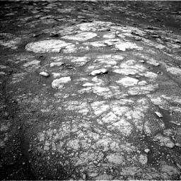 Nasa's Mars rover Curiosity acquired this image using its Left Navigation Camera on Sol 2804, at drive 454, site number 81