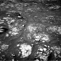 Nasa's Mars rover Curiosity acquired this image using its Right Navigation Camera on Sol 2804, at drive 430, site number 81