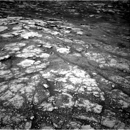 Nasa's Mars rover Curiosity acquired this image using its Right Navigation Camera on Sol 2804, at drive 460, site number 81