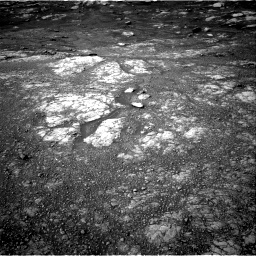Nasa's Mars rover Curiosity acquired this image using its Right Navigation Camera on Sol 2804, at drive 502, site number 81