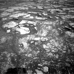 Nasa's Mars rover Curiosity acquired this image using its Right Navigation Camera on Sol 2804, at drive 538, site number 81