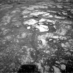 Nasa's Mars rover Curiosity acquired this image using its Right Navigation Camera on Sol 2804, at drive 544, site number 81