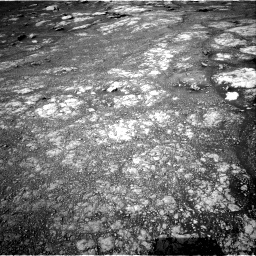 Nasa's Mars rover Curiosity acquired this image using its Right Navigation Camera on Sol 2804, at drive 556, site number 81