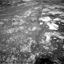 Nasa's Mars rover Curiosity acquired this image using its Right Navigation Camera on Sol 2804, at drive 562, site number 81
