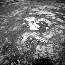 Nasa's Mars rover Curiosity acquired this image using its Right Navigation Camera on Sol 2804, at drive 568, site number 81