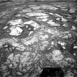 Nasa's Mars rover Curiosity acquired this image using its Right Navigation Camera on Sol 2804, at drive 574, site number 81