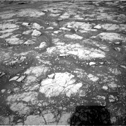 Nasa's Mars rover Curiosity acquired this image using its Right Navigation Camera on Sol 2804, at drive 592, site number 81