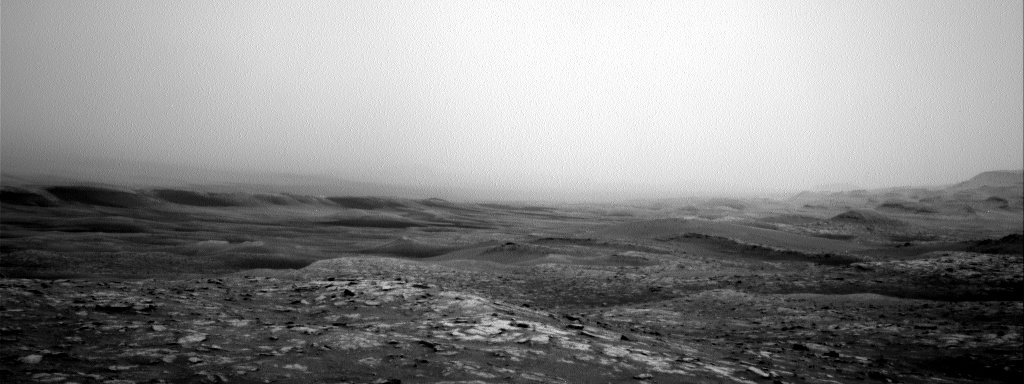 Nasa's Mars rover Curiosity acquired this image using its Right Navigation Camera on Sol 2811, at drive 628, site number 81