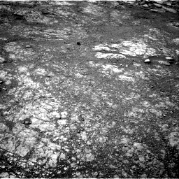 Nasa's Mars rover Curiosity acquired this image using its Right Navigation Camera on Sol 2813, at drive 706, site number 81