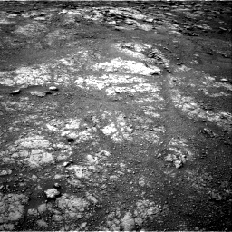 Nasa's Mars rover Curiosity acquired this image using its Right Navigation Camera on Sol 2813, at drive 724, site number 81