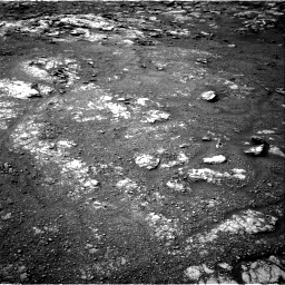 Nasa's Mars rover Curiosity acquired this image using its Right Navigation Camera on Sol 2813, at drive 742, site number 81