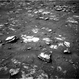 Nasa's Mars rover Curiosity acquired this image using its Right Navigation Camera on Sol 2813, at drive 790, site number 81