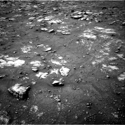 Nasa's Mars rover Curiosity acquired this image using its Right Navigation Camera on Sol 2813, at drive 796, site number 81
