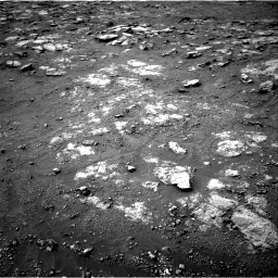 Nasa's Mars rover Curiosity acquired this image using its Right Navigation Camera on Sol 2813, at drive 808, site number 81