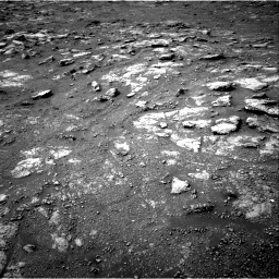 Nasa's Mars rover Curiosity acquired this image using its Right Navigation Camera on Sol 2813, at drive 826, site number 81