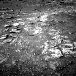 Nasa's Mars rover Curiosity acquired this image using its Right Navigation Camera on Sol 2813, at drive 838, site number 81