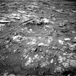 Nasa's Mars rover Curiosity acquired this image using its Right Navigation Camera on Sol 2813, at drive 892, site number 81