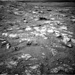 Nasa's Mars rover Curiosity acquired this image using its Right Navigation Camera on Sol 2813, at drive 916, site number 81