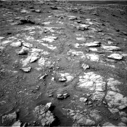 Nasa's Mars rover Curiosity acquired this image using its Right Navigation Camera on Sol 2813, at drive 928, site number 81