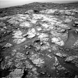 Nasa's Mars rover Curiosity acquired this image using its Left Navigation Camera on Sol 2816, at drive 138, site number 82