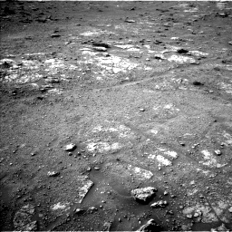 Nasa's Mars rover Curiosity acquired this image using its Left Navigation Camera on Sol 2816, at drive 240, site number 82
