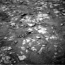 Nasa's Mars rover Curiosity acquired this image using its Right Navigation Camera on Sol 2816, at drive 6, site number 82