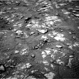 Nasa's Mars rover Curiosity acquired this image using its Right Navigation Camera on Sol 2816, at drive 18, site number 82