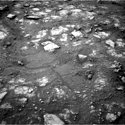 Nasa's Mars rover Curiosity acquired this image using its Right Navigation Camera on Sol 2816, at drive 42, site number 82