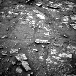 Nasa's Mars rover Curiosity acquired this image using its Right Navigation Camera on Sol 2816, at drive 54, site number 82