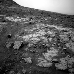 Nasa's Mars rover Curiosity acquired this image using its Right Navigation Camera on Sol 2816, at drive 126, site number 82