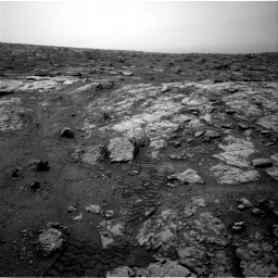 Nasa's Mars rover Curiosity acquired this image using its Right Navigation Camera on Sol 2816, at drive 138, site number 82