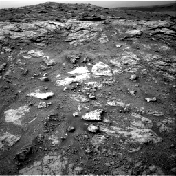 Nasa's Mars rover Curiosity acquired this image using its Right Navigation Camera on Sol 2816, at drive 168, site number 82