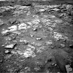 Nasa's Mars rover Curiosity acquired this image using its Right Navigation Camera on Sol 2816, at drive 174, site number 82