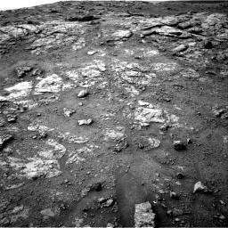 Nasa's Mars rover Curiosity acquired this image using its Right Navigation Camera on Sol 2816, at drive 180, site number 82