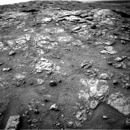 Nasa's Mars rover Curiosity acquired this image using its Right Navigation Camera on Sol 2816, at drive 186, site number 82