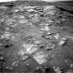 Nasa's Mars rover Curiosity acquired this image using its Right Navigation Camera on Sol 2816, at drive 198, site number 82