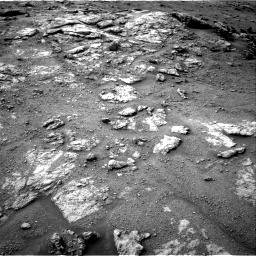 Nasa's Mars rover Curiosity acquired this image using its Right Navigation Camera on Sol 2816, at drive 204, site number 82
