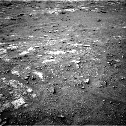 Nasa's Mars rover Curiosity acquired this image using its Right Navigation Camera on Sol 2816, at drive 276, site number 82