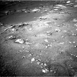 Nasa's Mars rover Curiosity acquired this image using its Left Navigation Camera on Sol 2817, at drive 424, site number 82