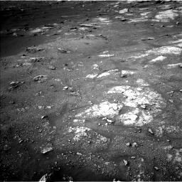 Nasa's Mars rover Curiosity acquired this image using its Left Navigation Camera on Sol 2817, at drive 436, site number 82