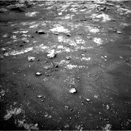 Nasa's Mars rover Curiosity acquired this image using its Left Navigation Camera on Sol 2817, at drive 490, site number 82