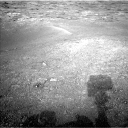 Nasa's Mars rover Curiosity acquired this image using its Left Navigation Camera on Sol 2817, at drive 904, site number 82