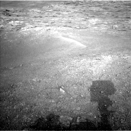 Nasa's Mars rover Curiosity acquired this image using its Left Navigation Camera on Sol 2817, at drive 910, site number 82