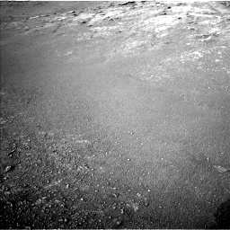 Nasa's Mars rover Curiosity acquired this image using its Left Navigation Camera on Sol 2817, at drive 922, site number 82