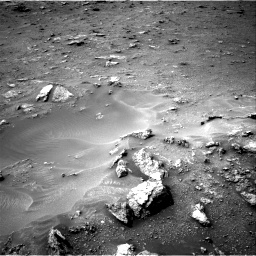 Nasa's Mars rover Curiosity acquired this image using its Right Navigation Camera on Sol 2817, at drive 382, site number 82