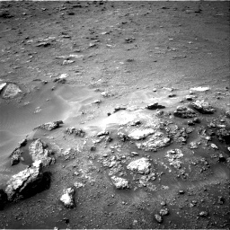 Nasa's Mars rover Curiosity acquired this image using its Right Navigation Camera on Sol 2817, at drive 388, site number 82