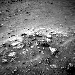 Nasa's Mars rover Curiosity acquired this image using its Right Navigation Camera on Sol 2817, at drive 394, site number 82
